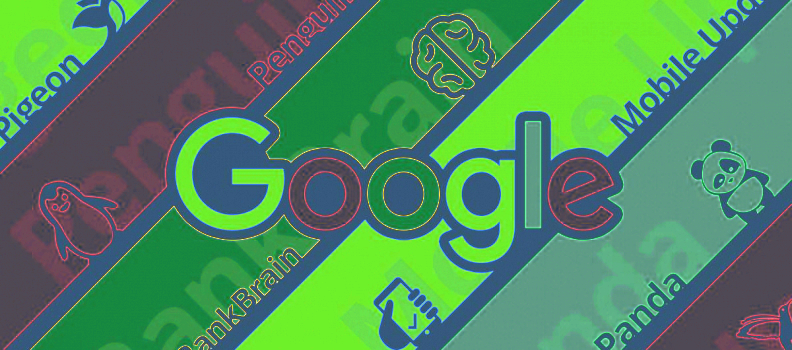 Googles Algorithm Updates
