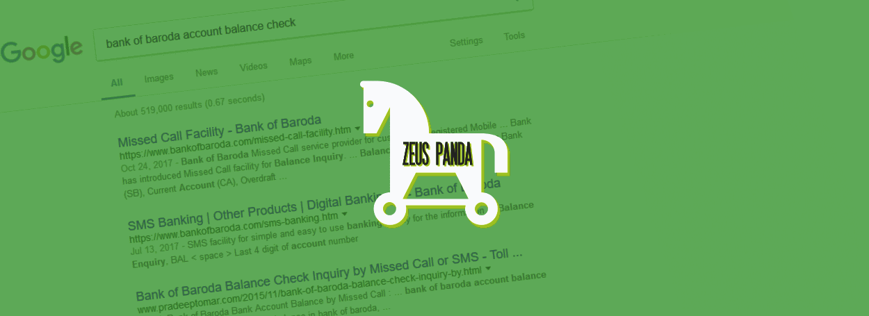 Zeus Panda banking trojan | Fox IT Concepts